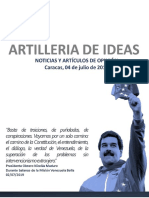 ARTILLERIA DE IDEAS 04JUl19