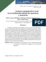 Dialnet-LaCompetenciaComunicativaOralEnLaFormacionInicialD-5963081