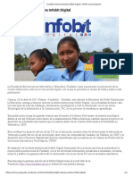Fundabit relanza revista INFOBIT
