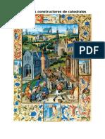 Masones - Los Constructores de Catedrales
