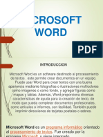 Diapositiva Microsoft Word