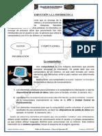 1) Introducción a La Informática