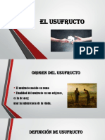 El Usufructo (1)