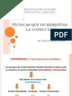 Analisis Conductual y Modificacion de Conducta