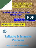 The 7 Pronouns