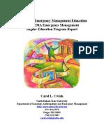 cwiak - the face of em education (survey).doc