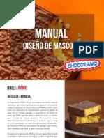 MANUAL DE MASCOTA CHOCORAMO