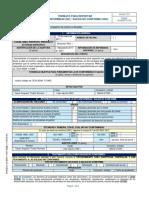 Formato Para Reportar No Conformidad (Nc) Producto No Conforme (Pnc)