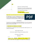 C-590-05 Establecimiento de Causales Generales y Genericas de Procedibilidad de Tutela Contra Sentencia