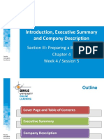 20180506195142_PPT4-Introduction, Executive Summary and Company Description
