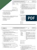 2. Prova CE Dentistica Restauradora 2012 (ESFCEX)