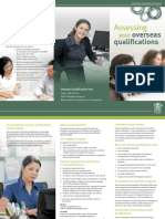 Overseas Qualification Assessment-brochure