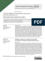 Inteligência Artificial Na Otimização Da Densidade de Semeadura e Simulação Da Produtividade Da Aveia
