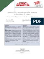 Fx Periprotesicas Cadera