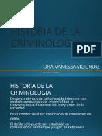 Historia de La Criminologia SESION 2