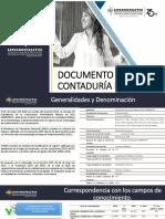 Presentación Documento Maestro