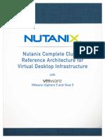 VDI nutanix