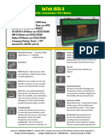 InTek J65i-X RTU Brochure