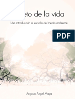 El Reto de La Vida Una Introducción Al Estudio Del Medio Ambiente (Ángel)