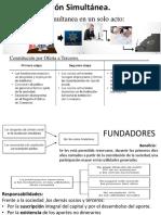 Exposiion de Derecho SA