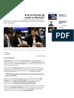 Keiko Fujimori ¿Qué Es El Recurso de Casación Que Podría Provocar Su Libertad? Fuerza Popular/Caso Cócteles /Odebrecht  Política/ La República