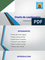 DISEÑO DE CUESTIONARIO.pptx