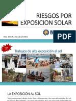 Riesgos Por Exposicion Solar