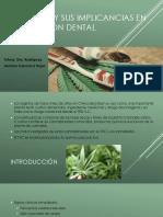 Cannabis y Sus Implicancias en La Atención Dental