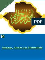 2- Ideology, Nation & Nationalism