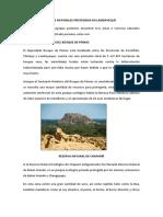 Áreas Naturales Protegidas en Lambayeque
