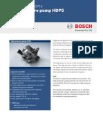 High-Pressure Pump HDP5