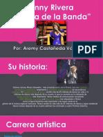 Presentacion Jeny Rivera