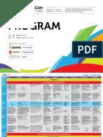 Rightscon Program 2015