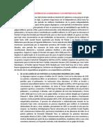 Antecedentes Históricos de La Democracia y Los Partidos en El Perú