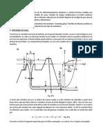 Diseño aliviadero de pozo