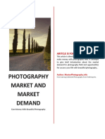 Photography Market and Demand