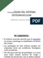 12.- Patologias Del Sistema Osteomuscular
