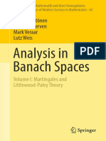 Analysis in Banach Spaces -  Volume I - Martingales and Littlewood-Paley Theory  (  Tuomas Hytonen ;  Jan van Neerven ;  Mark Veraar ).pdf