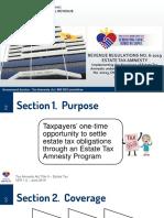 RR on Estate Tax Amnesty_FINAL