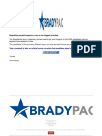 BradyPac - Candidates on Assault Weapons