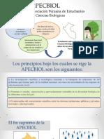 Presentación Apecbiol y Andecbiol 2019