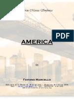America Di Favoino Marcello (Partitura - Parti)