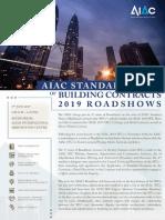 SFC Roadshow 2019 (KL)