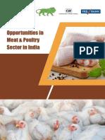 OpportunityinMeat&PoultrysectorinIndia