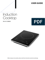 Insignia Induction Cooker NS-IC1ZBK8 User Guide