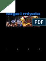Koga Brochure 1993