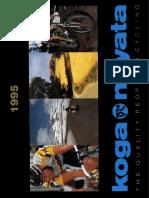 Koga Brochure 1995