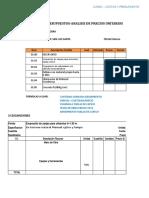 PRACTICA N°03 -COSTOS UNITARIOS-EXCEL