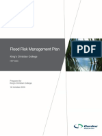 Flood Risk Management Plan