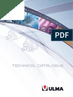 Technical Catalogue ULMA Conveyor 2016